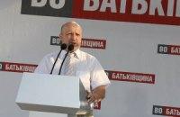 Турчинов: я впевнений у перемозі опозиційних сил на виборах Ради