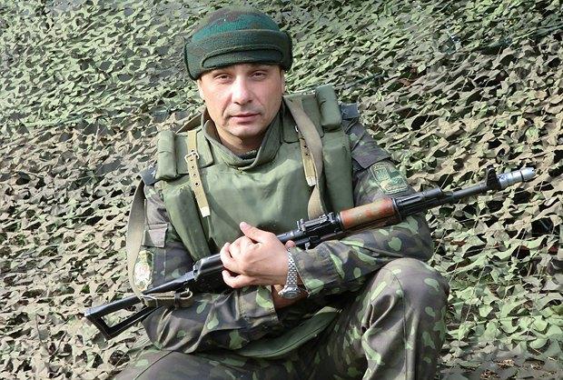 Дмитрий Кащенко