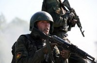 Российский спецназ прибыл в Беларусь