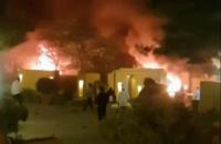 У Пакистані внаслідок теракту на парковці елітного готелю загинули п'ятеро людей