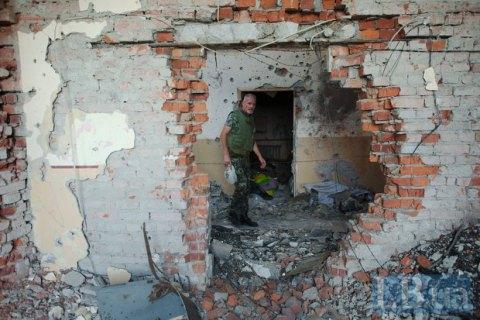 Боевики обстреляли окраины Красногоровки