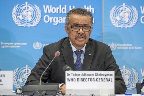 Глава ВОЗ призвал к справедливому распределению вакцин