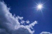 В воскресенье в Киеве до +29 градусов