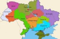 Карта и возможности Украины