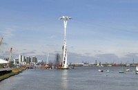 В Лондоне открыли канатную дорогу через Темзу