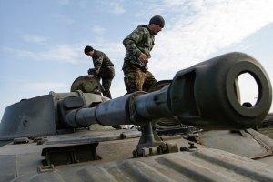 Боевики 40 раз обстреляли позиции сил АТО на Донбассе