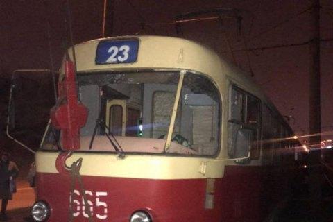 У Харкові трамвай збив чоловіка насмерть
