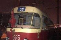 В Харькове трамвай сбил мужчину насмерть