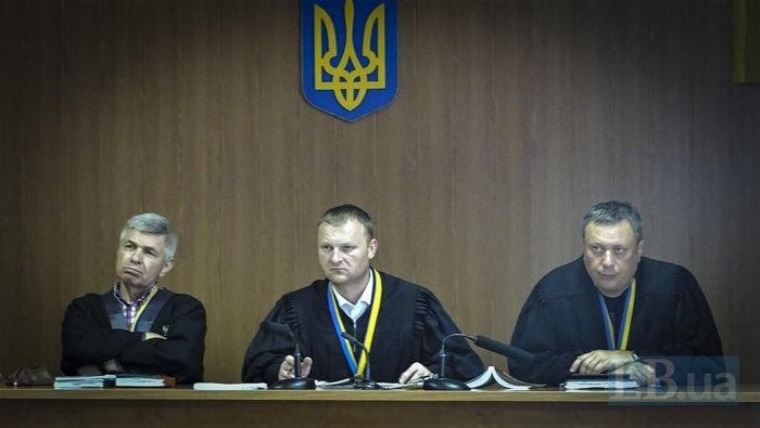 Судді Труханова: Корой, Черевко, Передерко