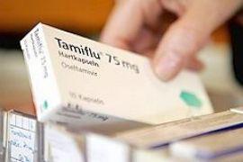 """В Украину привезли противовирусный препарат """"Тамифлю"""""""