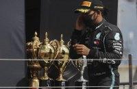 Гамільтон побив рекорд Сенни у Формулі-1