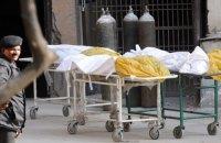 В пожаре на складе пластмасс и фейерверков в Индии погибли 17 человек