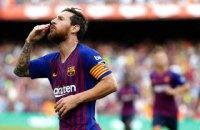 """""""Барселона"""" забила восемь голов своему сопернику в матче чемпионата Испании"""