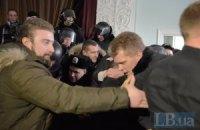 Милиция открыла 20 уголовных производств по событиям в Главпочтамте
