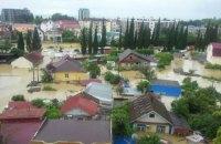 В Сочи подтопило 560 жилых домов