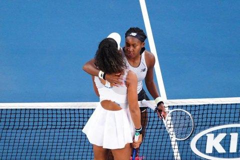 Прошлогодняя чемпионка Australian Open вылетела из турнира от 15-летней теннисистки
