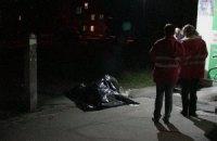 В Киеве на Лесном проспекте возле аптеки умер человек