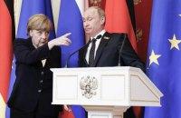 Посол України в Німеччині розраховує, що Меркель поставить Путіна на місце