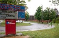 В школе США ученик открыл огонь по полиции, его застрелили