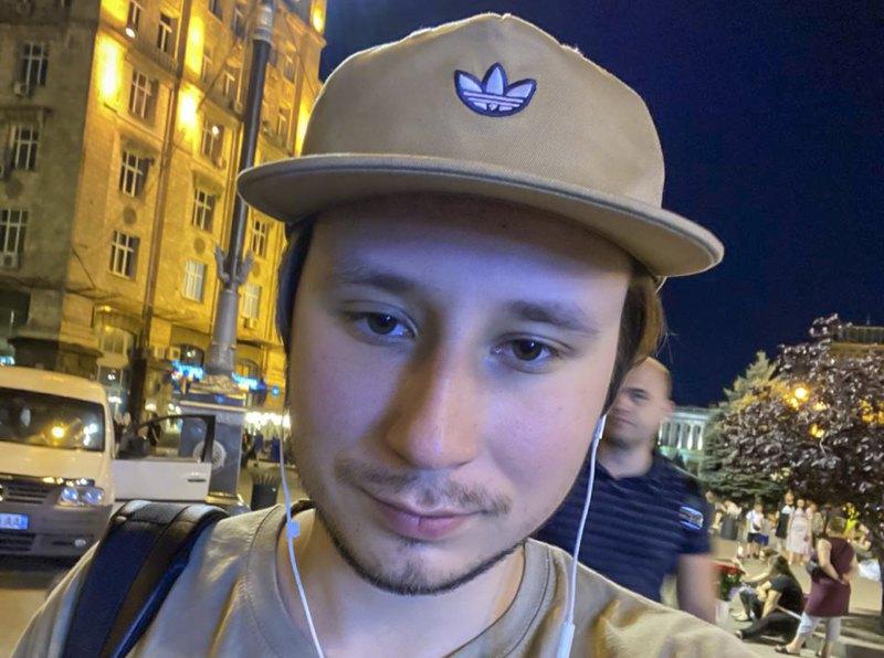 Діма Горбенко в Києві