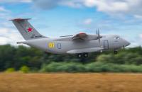 Новітній російський літак Іл-112В розбився під час тренувального польоту, екіпаж загинув
