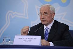 Азаров пообещал выучить украинский язык