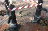 Каждый пятый бювет в Киеве не работает