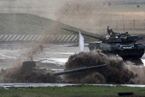 Бойовики підтягнули до Докучаєвського танкову роту, - розвідка