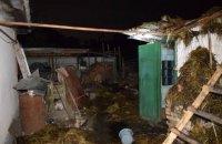 При пожаре в Ровенской области погибли двое маленьких детей