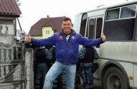 У Черкасах затримали одного з координаторів Автомайдану Сергія Хаджинова (оновлено)