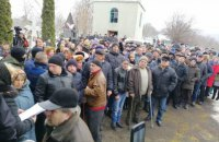 Під час голосування парафії в Чернівецькій області про перехід у ПЦУ викликали поліцію