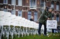 У Нідерландах опублікували записи розмов обвинувачених у справі MH17
