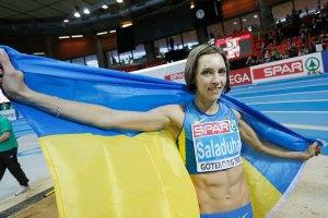 "Саладуха стала ""зимовою"" віце-чемпіонкою світу"