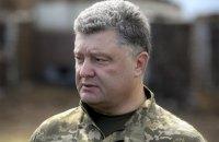 Россия пытается спровоцировать новые волны беженцев в Европу, - Порошенко