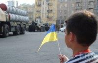 Генеральная репетиция парада не повредила асфальт, - Киевавтодор