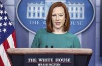 США отслеживают ситуацию на границе Украины и РФ, - Белый дом