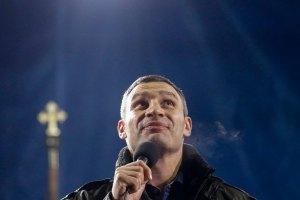 Кличко не исключает проведения президентских выборов уже в этом году