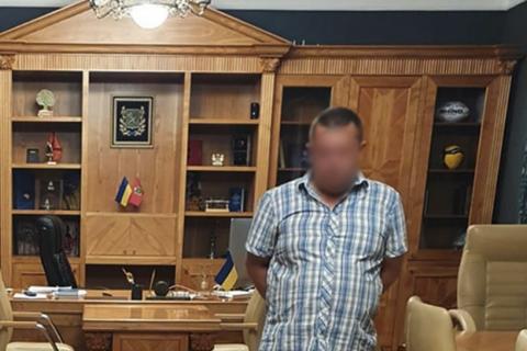 Заместителя главы Харьковского облсовета арестовали с залогом 4,75 млн гривен