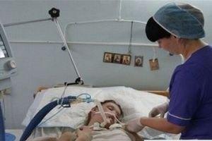 Лікуючий лікар Саші Попової нічого не знає про її перевезення в Німеччину