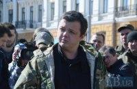 Семенченко отрицает, что задержанные украинцы причастны к акциям грузинской оппозиции