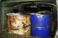 Силовики викрили схему крадіжки нафтопродуктів на залізничній станції