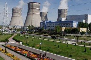 Українські АЕС працюють у штатному режимі, - держінспекція ядерного регулювання