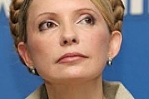 В пятницу Тимошенко пройдется по местам боевой славы Лозинского