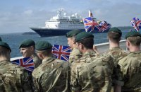 Британия готовится отправить морских пехотинцев в Персидский залив