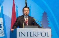 Бывшего главу Интерпола в Китае приговорили к 13,5 годам тюрьмы