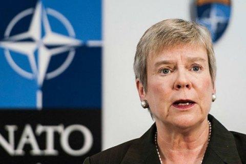 Агресія в Керченській протоці підтвердила, що Москва перейшла від гібридної агресії до відкритої збройної загрози, - НАТО