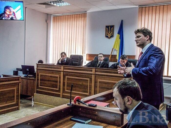 Адвокати Щеголєва і суддівська колегія