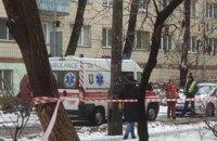 У Солом'янському районі Києва чоловік викинувся з дев'ятого поверху