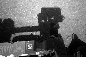 Российский прибор передал данные о воде на Марсе