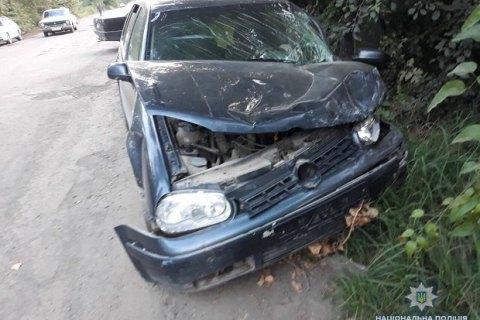 У Закарпатській області з вини п'яного водія постраждали шестеро людей